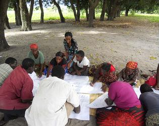 Students from Cornell conducting graduate research in Zambia