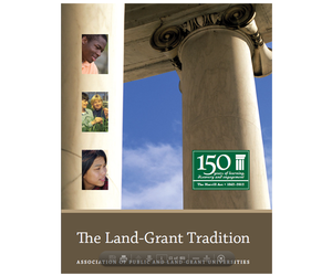 The Land-Grant Tradition cover