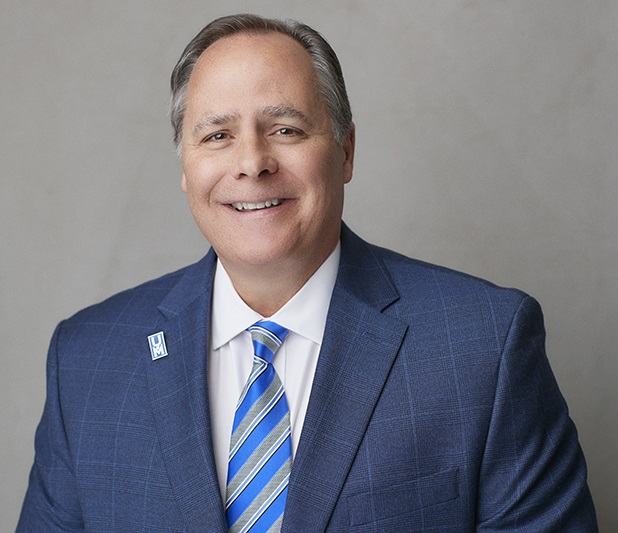 University of Memphis President David Rudd