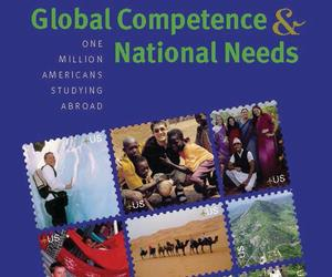 Cover of Global Competence and National Needs: One Million Americans Studying Abroad, Lincoln Report