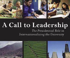 Cover of A Call to Leadership: The Presidential Role in Internationalizing the University Report