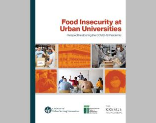 Food Insecurity Report Cover